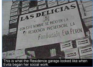 Fundacion De Investigaciones Historicas Evita Peron