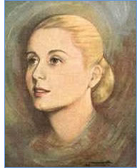 a study of the life of maria eva duarte or eva peron Facts about eva peron a knowledge archive after passing 10 years of her practical life, eva peron met with the fundación maría eva duarte de.