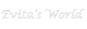 Evita's World - logo